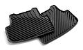 Audi純正 リアラバーフロアマット(A3(8Y))