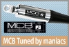 MCB tuned by maniacs